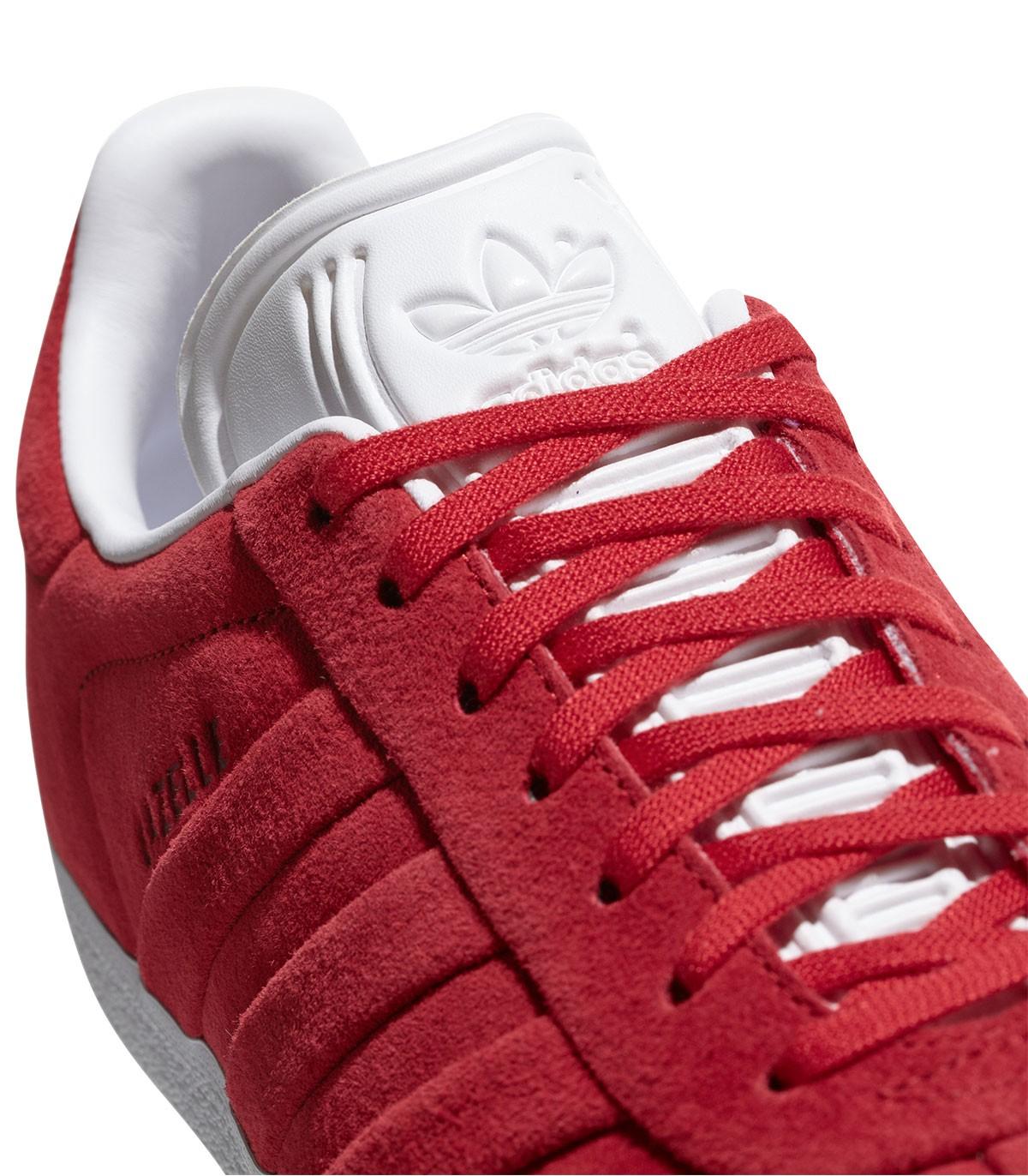 Adidas Turn Rouge Buy Gazelle Stitch And b7IYyf6gv