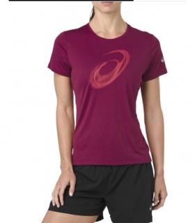 Comprar Camiseta Asics Silver SS TOP MORE
