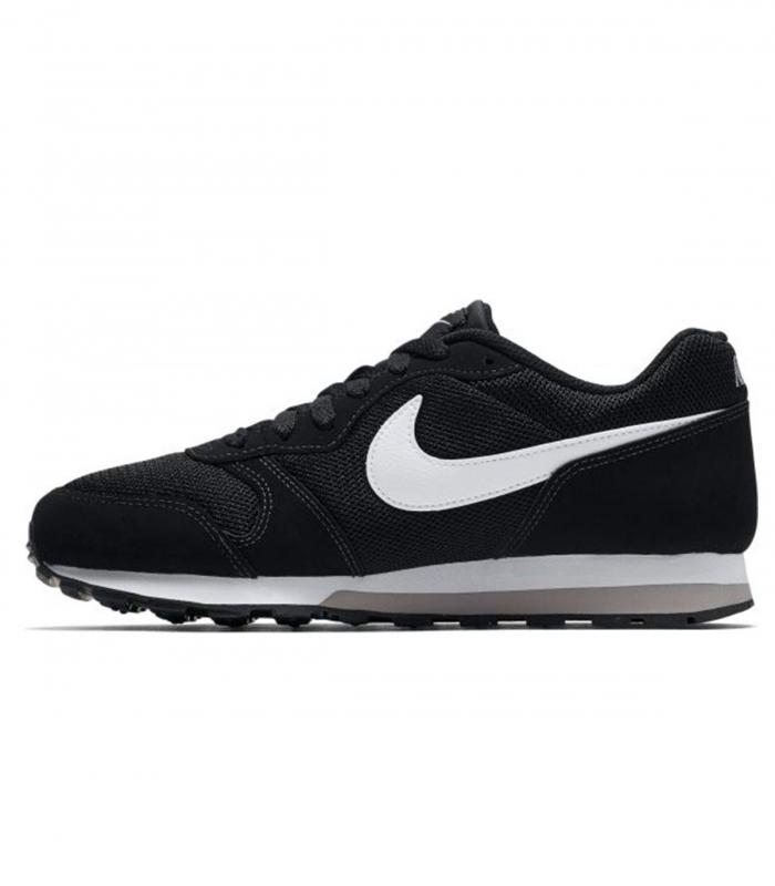 cf24b2fb1a8 Sneaker Nike Zapatillas Nike Md Runner 2 (gs) 36.5 Negro