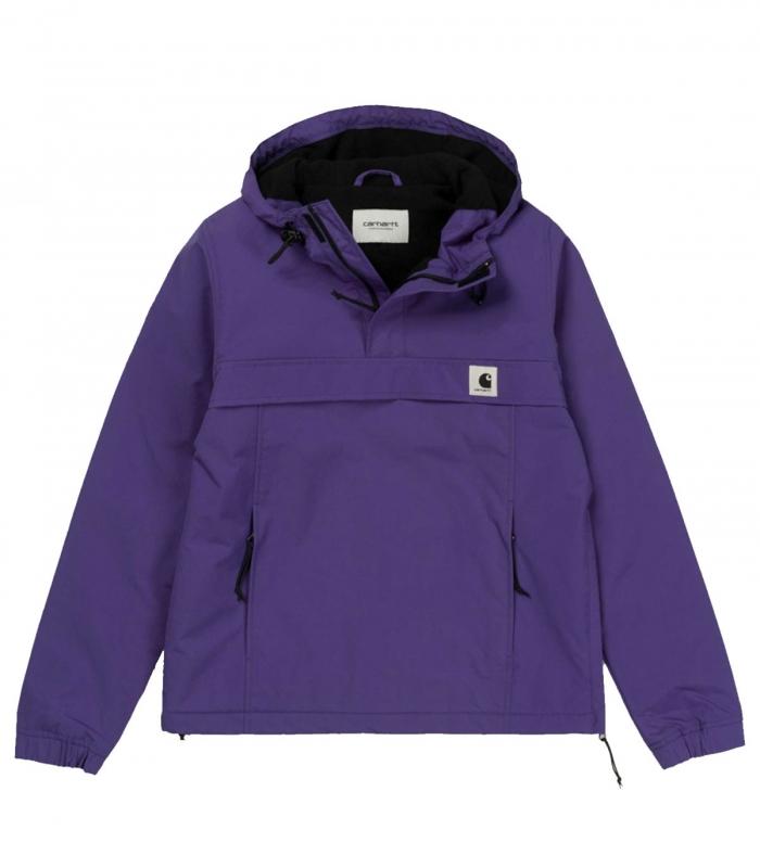 Chaqueton Carhartt Mujer Nimbus Pullover Violeta