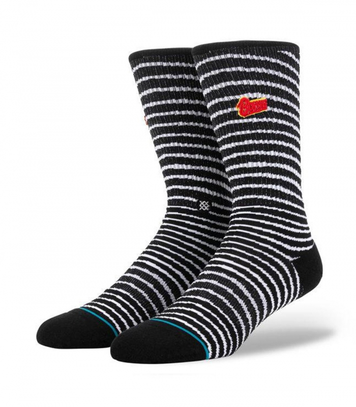 Calcetines Stance Black Star