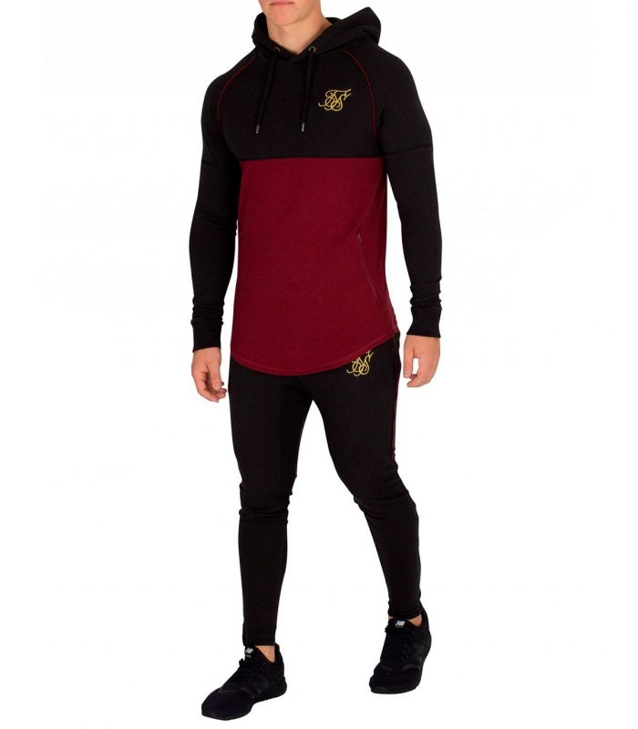 Chándal Siksilk Zonal Overhead Track Top