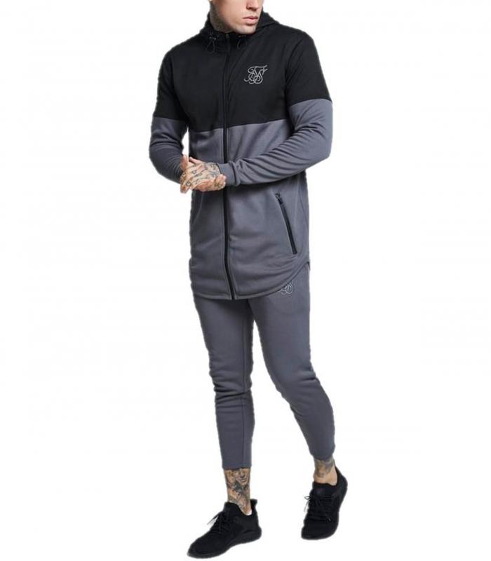 Chándal Siksilk Ultra Tech Zip Through Hoodie