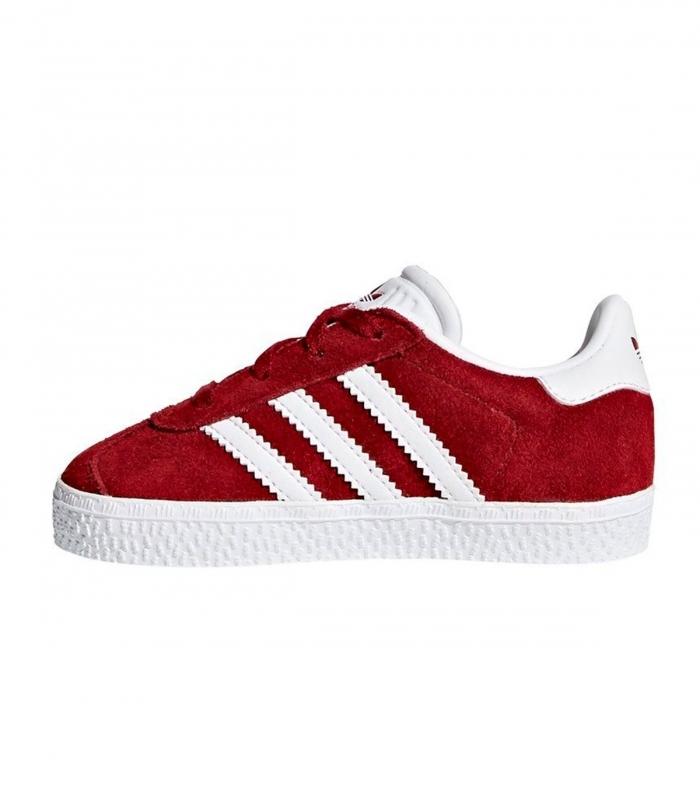 Sneaker Adidas Zapatillas Adidas Gazelle I 22 Burdeo