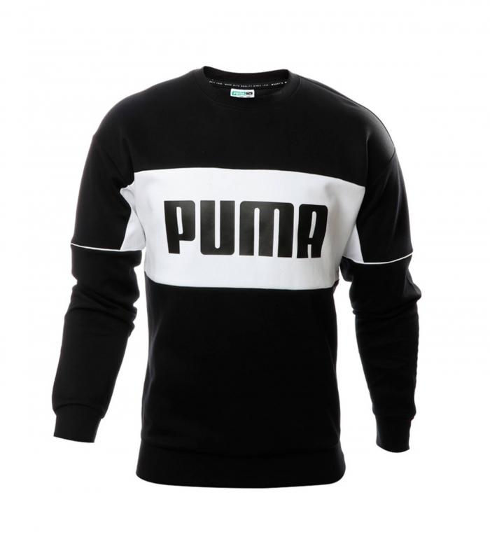 Sudadera Puma Retro Crew dk