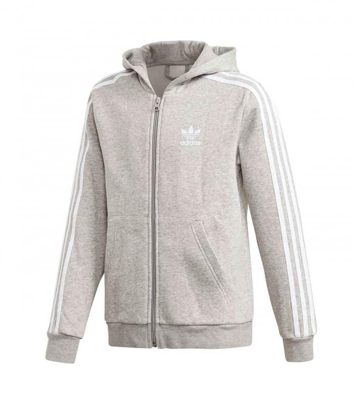Sudadera Adidas J W FZ Hoodie