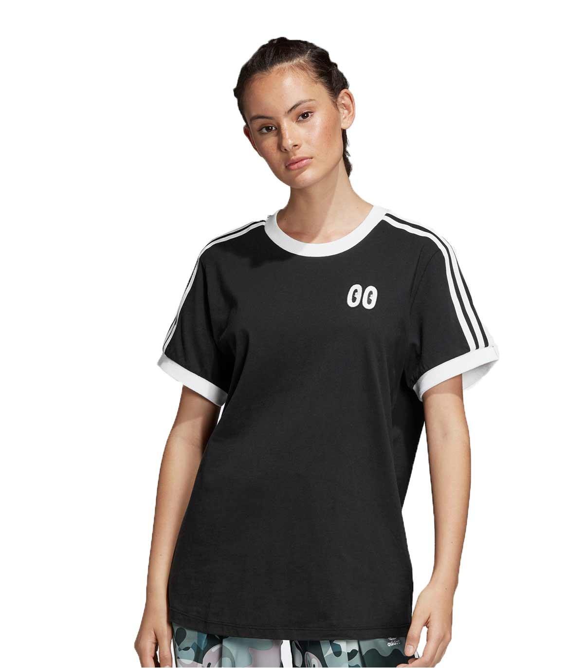 262f7e7ac Buy Camiseta Adidas 3 Stripes Tee