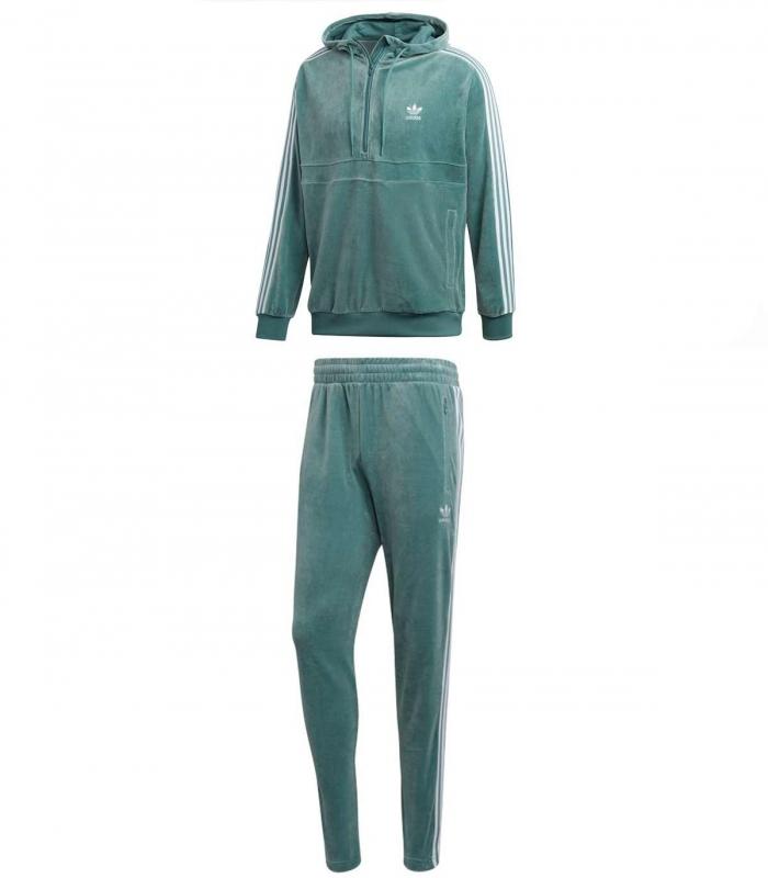 Chandal Adidas Cozy Halfzip