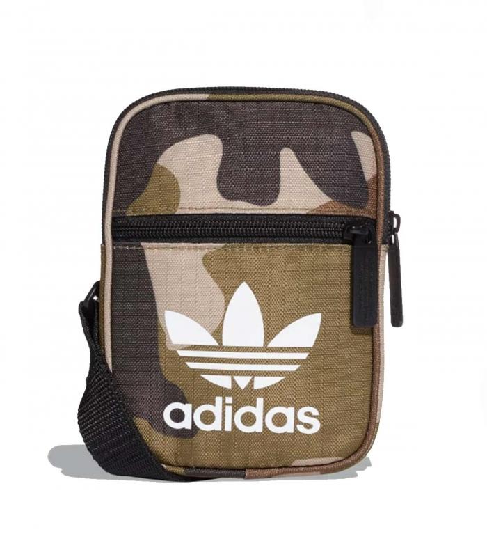 Bolsito Adidas Fest Bag Camo