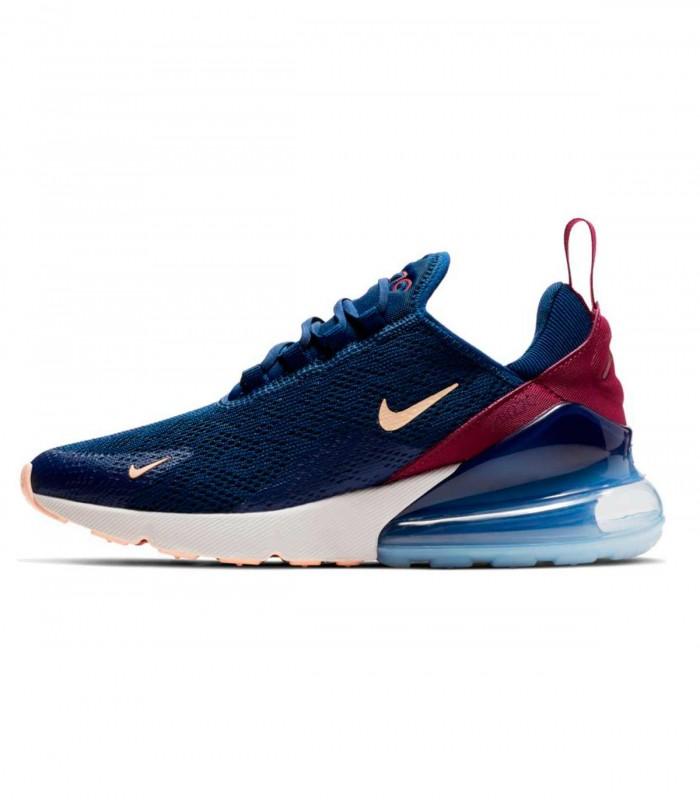 Sneaker Nike Zapas Nike Air Max 270 37.5 Azul