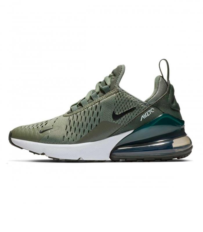 Sneaker Nike Zapatilla Nike Air Max 270 (gs) 40 Verde
