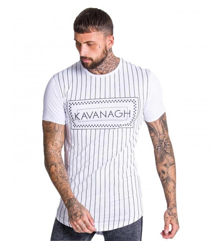 Camiseta GK Striped Tee
