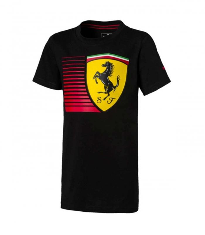 Camiseta Puma Ferrari Big Shield