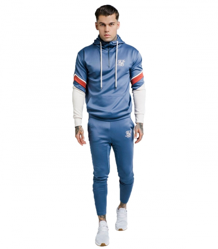 Chandal Siksilk Sprint Quarter Zip