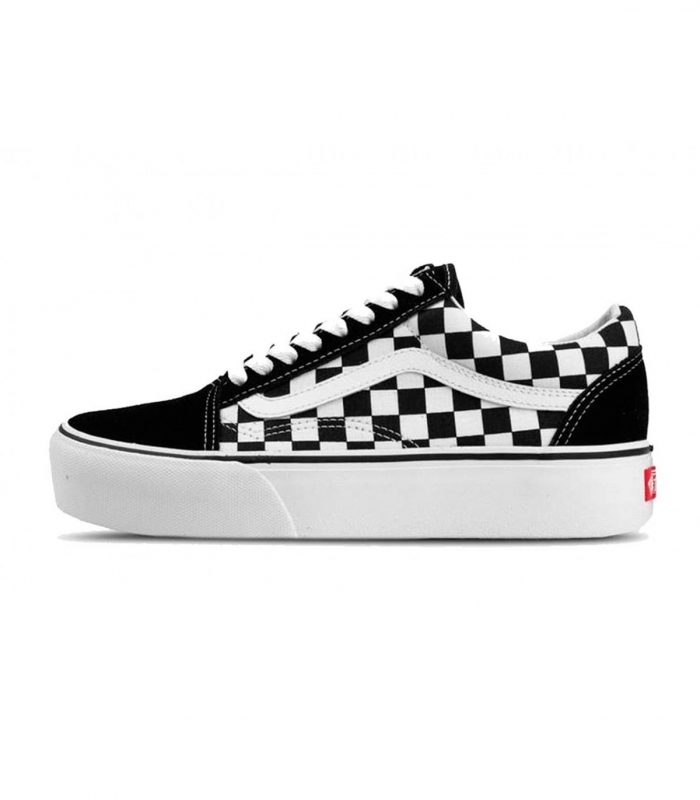 Zapatillas Vans Old Skool Platfor