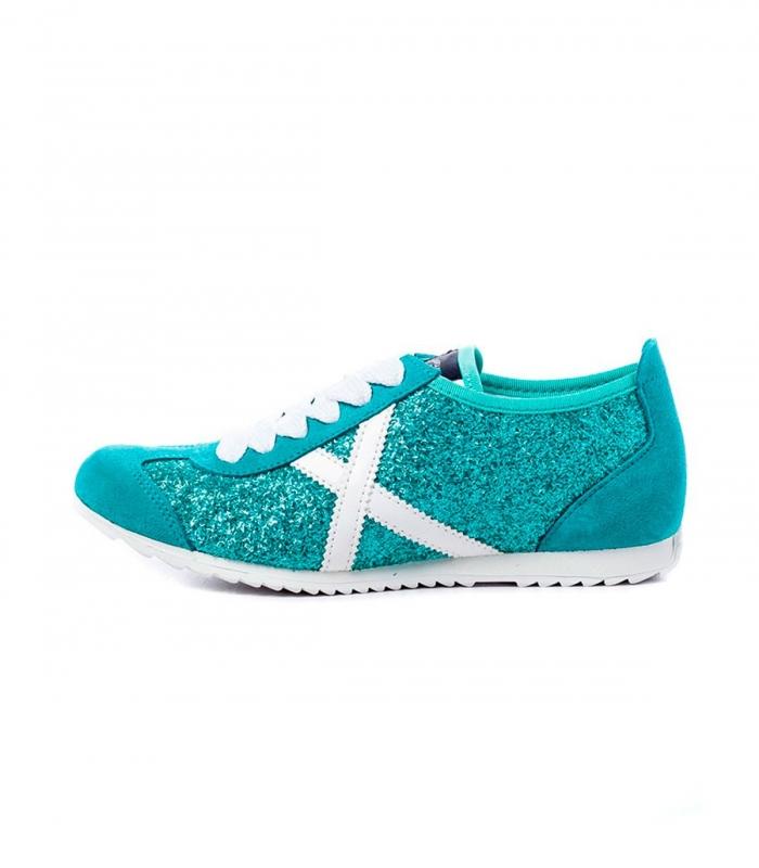 Sneaker Munich Zapatilla Munich Osaka 35 Azul