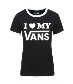 Camiseta Vans Love Ringer