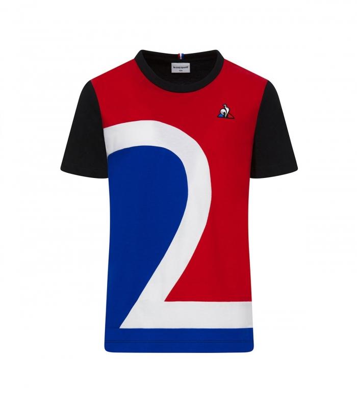 Camiseta Le Coq Sportif Tri Tee