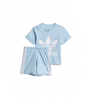 Chandal Adidas Short Tee Set