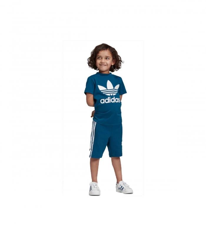 Conjunto Adidas Tee Set