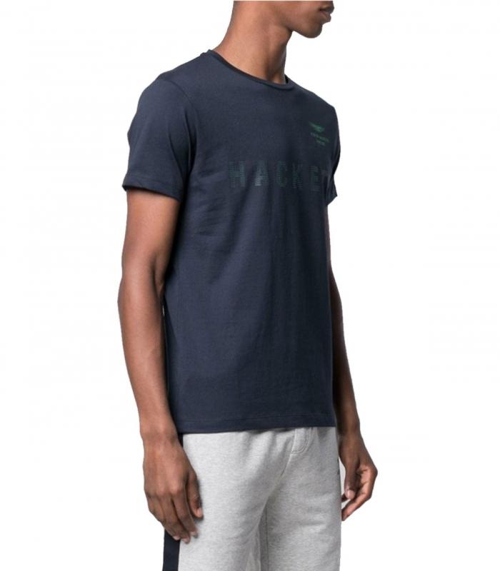 Camiseta Hackett Amr Dot