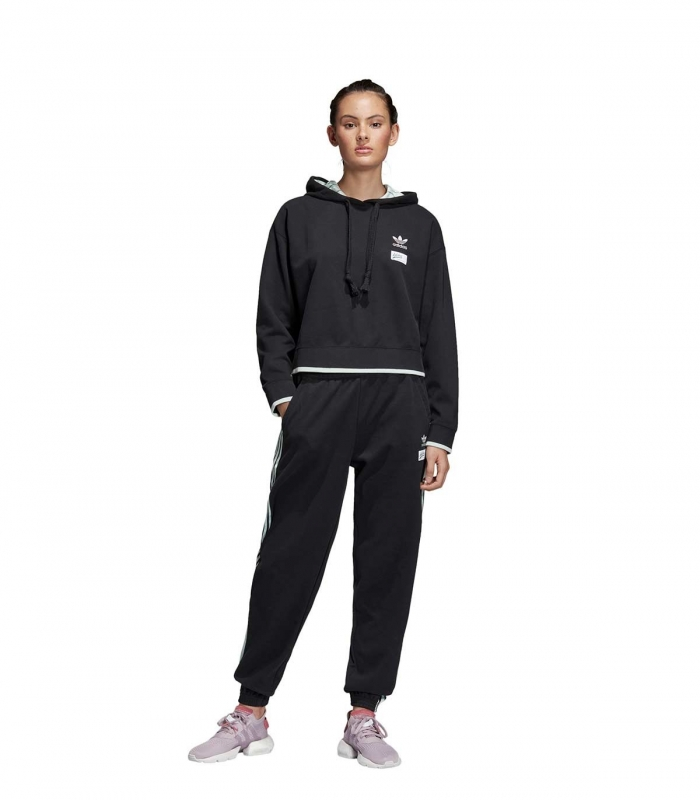 Chandal Adidas Cropped Hoodie