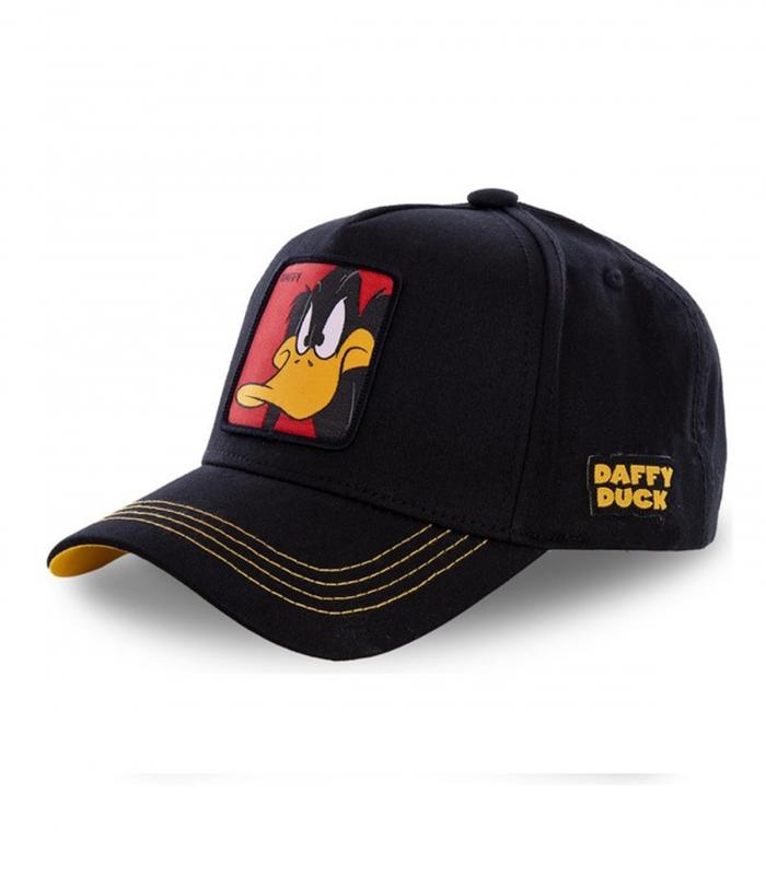 Gorra CapsLab Duck negra