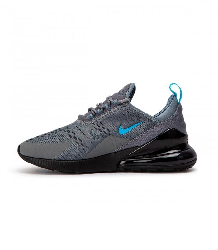 Sneaker Nike Zapatilla Nike Air Max 270 45.5 Gris
