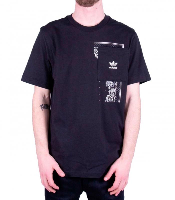 Camiseta Adidas Bandana Pocket