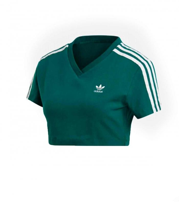 Camiseta Adidas Cropped