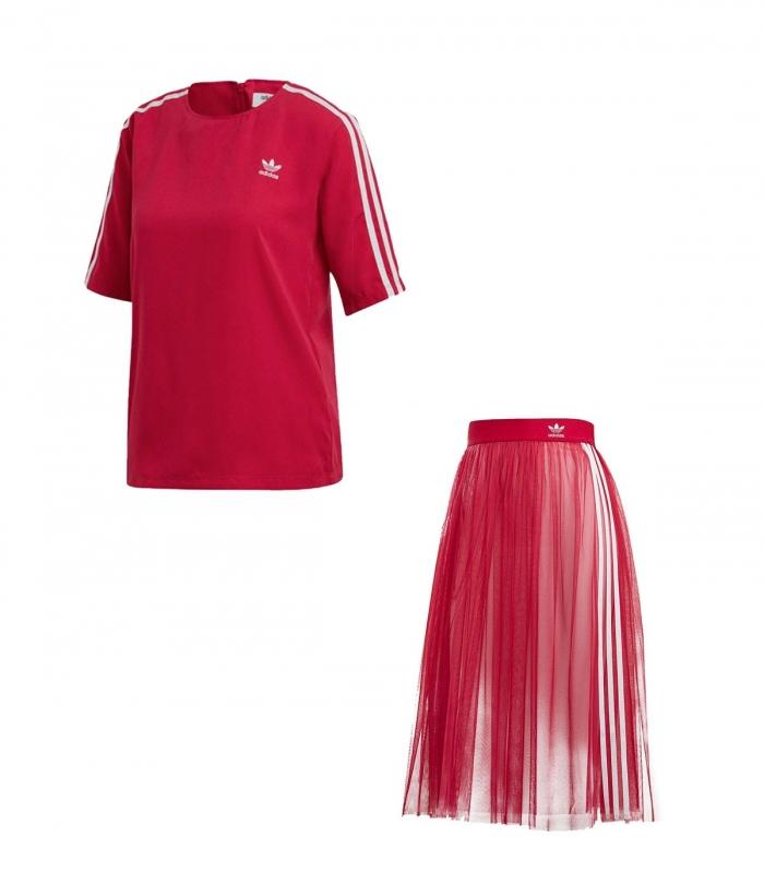 Conjunto Adidas 3 Stripes