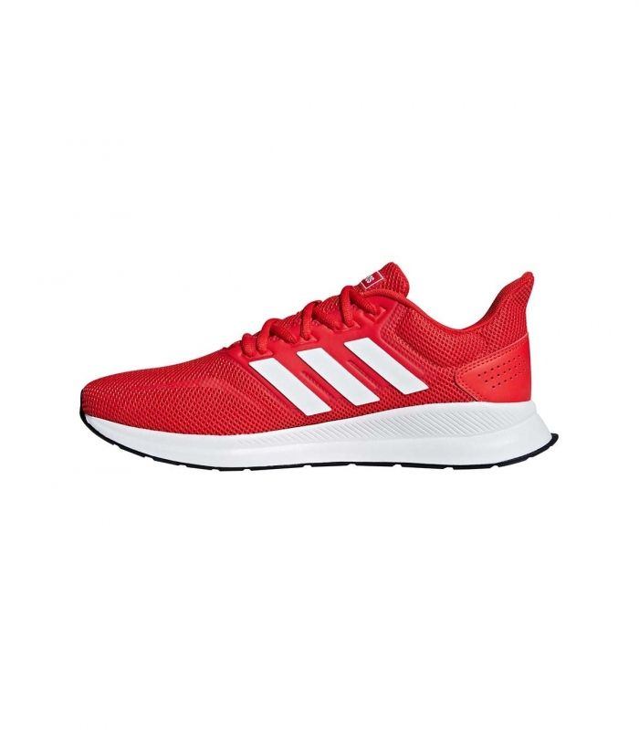 Zapatillas Adidas RunFalcon Rojo