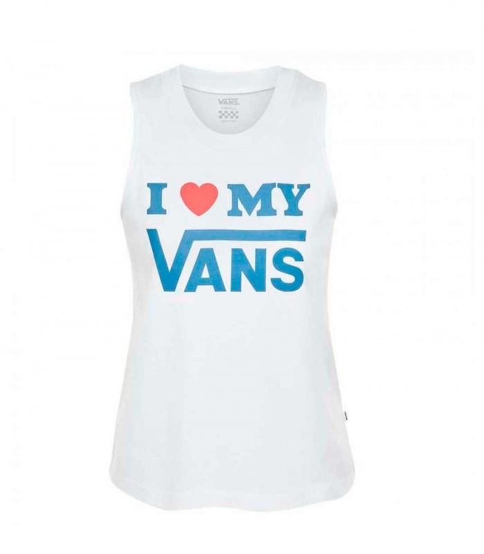 Camiseta Vans Love