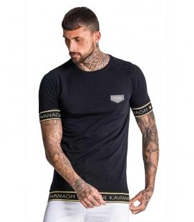 Camiseta GK Black Raglan Tee