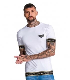 Camiseta GK White Raglan Tee