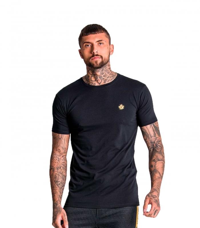 Camiseta GK Black Tee Gold