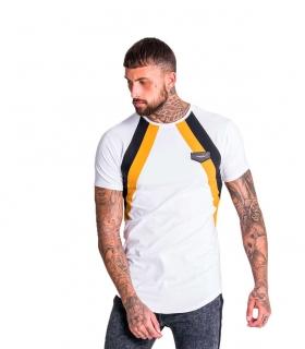 Camiseta GK White Tee With Diago