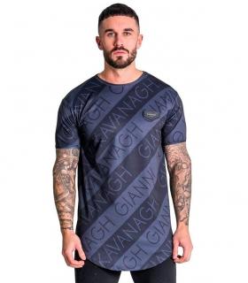 Camiseta GK Black And Grey Diagonal