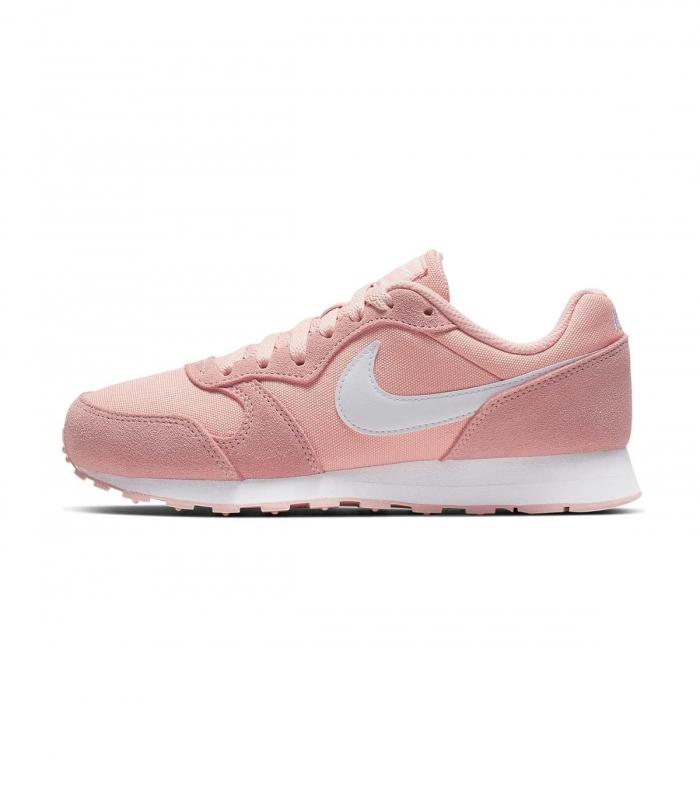 Sneaker Nike Zapatillas Nike Md Runner 2 Pe 37.5 Rosa