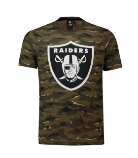 Camiseta New Era Camo