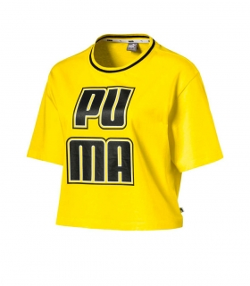 Camiseta Puma Rabel Reload Crop