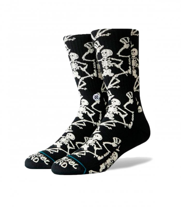 Calcetines Stance Grateful Skulls