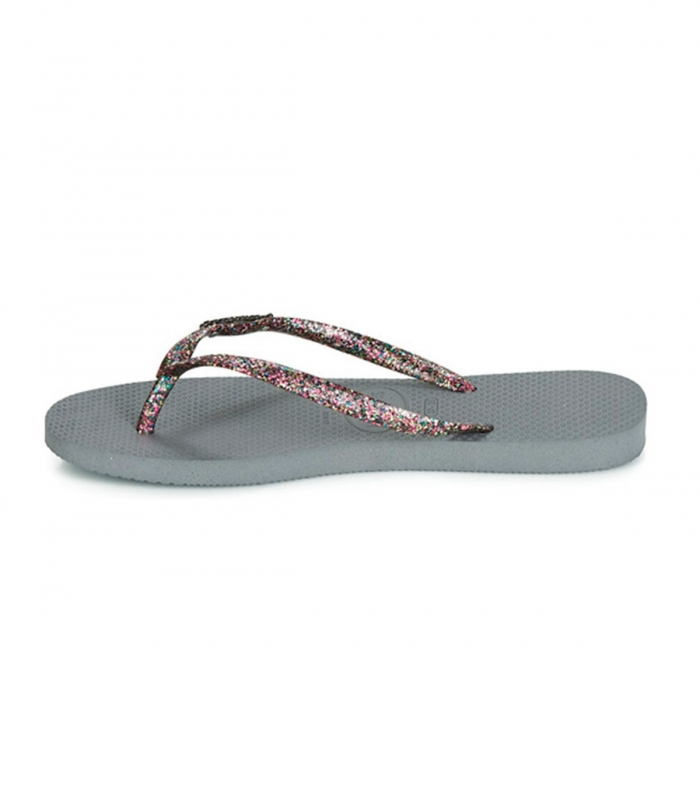 Chanclas Hav.Slim Logo Metallic