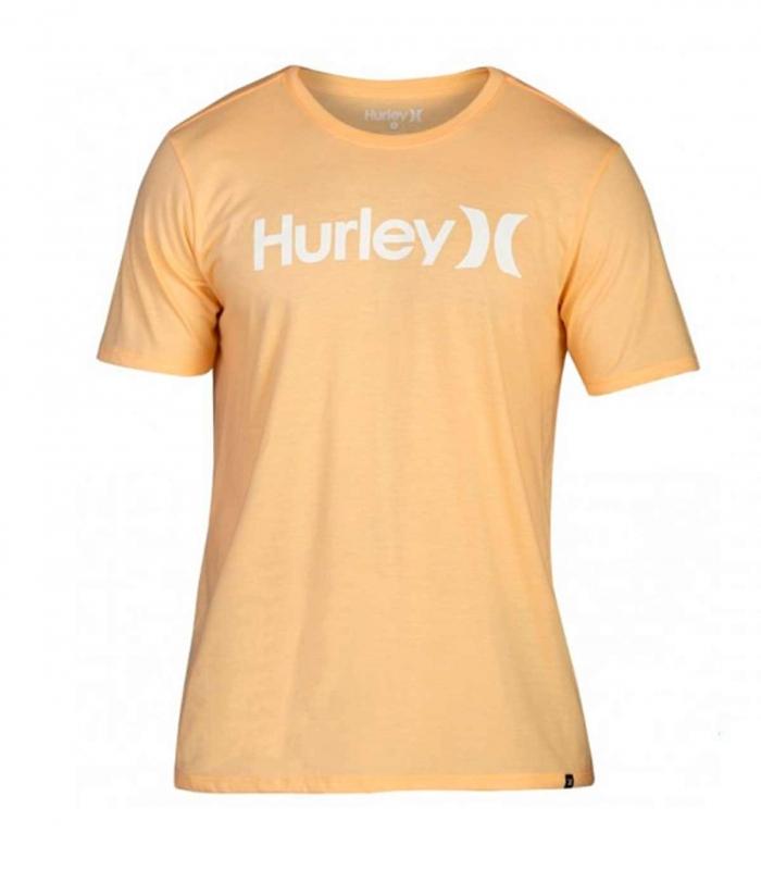 Camiseta Hurley Solid Tee