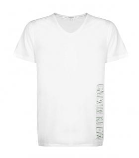 Camiseta CK Rounded v Neck Tee