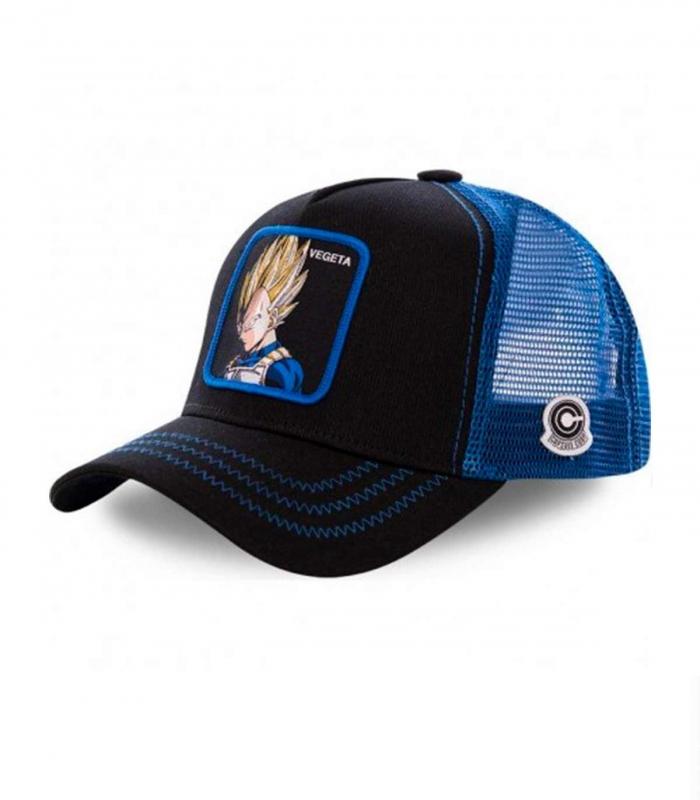 Gorra CapsLab Vegeta azul