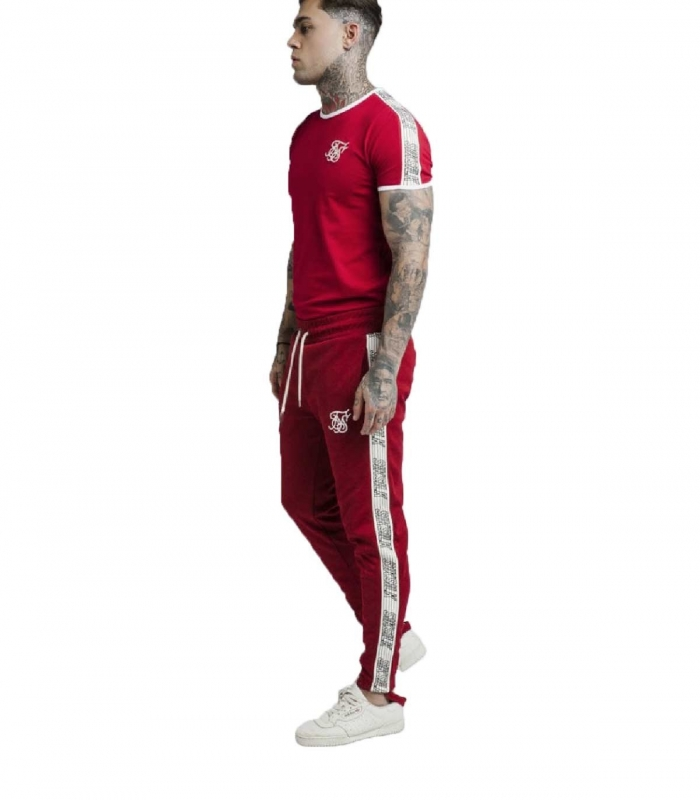 Camiseta Siksilk Runner Taped