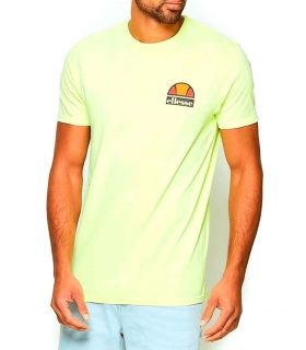 Camiseta Ellesse Neon Yellow