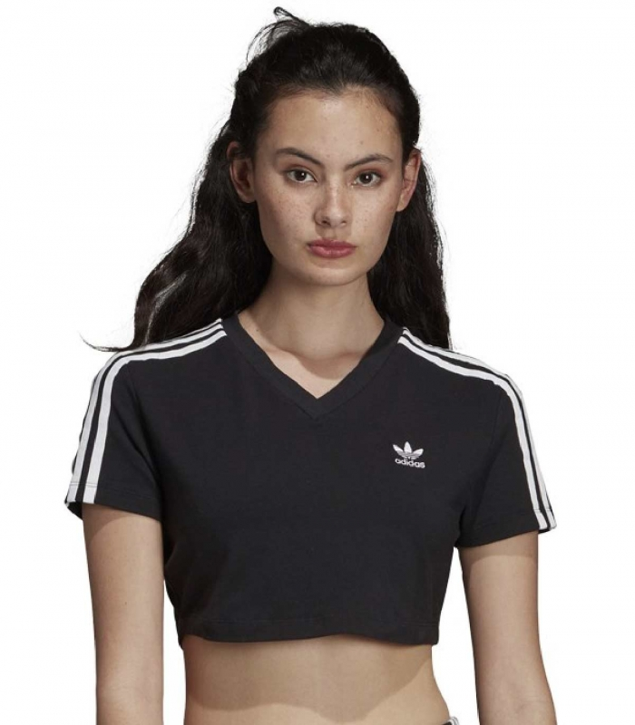 Camiseta Adidas Cropped Tee