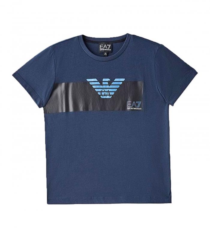 Camiseta EA7 azul